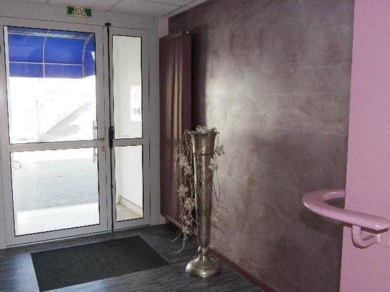 Hotel La Cote Sauvage : Entrée