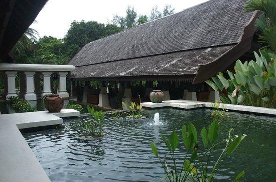 Tanjong Jara Resort: Lobby