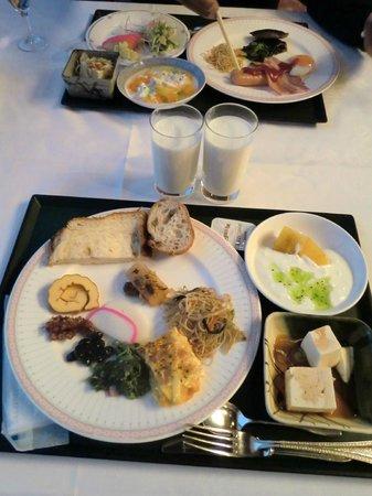 Kanazawa Miyako Hotel : Breakfast Buffet