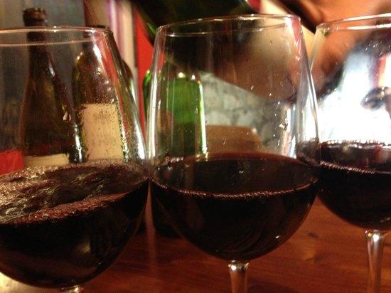 A stretta corsa : Les vins Corse sont au RDV. Moi j'ai un SAM avec nous....