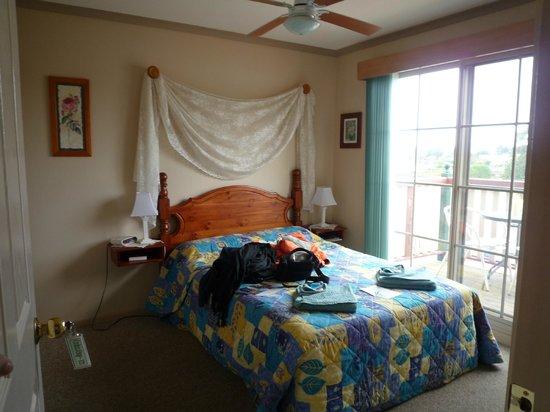 Amos House & Swansea Ocean Villas: room in Amos House in Swansea, Tasmania 1 on Tuesday 1 January 2013
