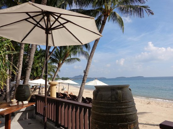 Impiana Resort Chaweng Noi : breakfast area