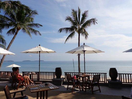 إمبيانا ريزورت تشاونج نوي: breakfast area 