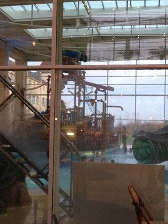 Explorers Hotel: swimming Pool