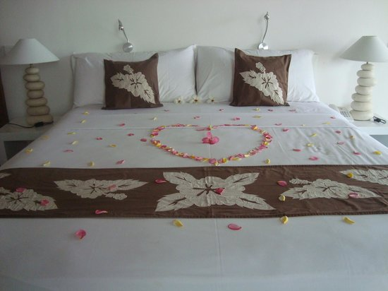 The Trawangan Resort: new bedroom villa