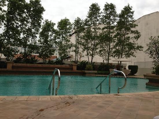 Park Hyatt Saigon: piscine