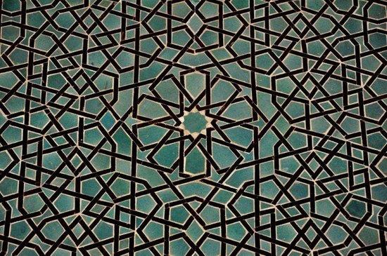 Tiles on the walls: fotografía de Karatay Medresesi Museum ...