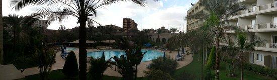 فندق جراند بيراميدز: Grand Pyramids hotel