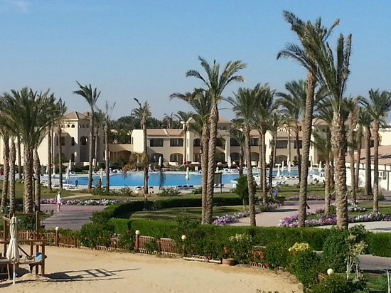 Cleopatra Luxury Resort Makadi Bay: Pool