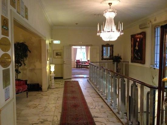 Mayfair Hotel Tunneln : lobby