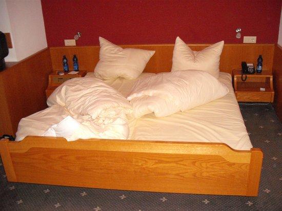 Hotel Traube: Veraltete Möbel