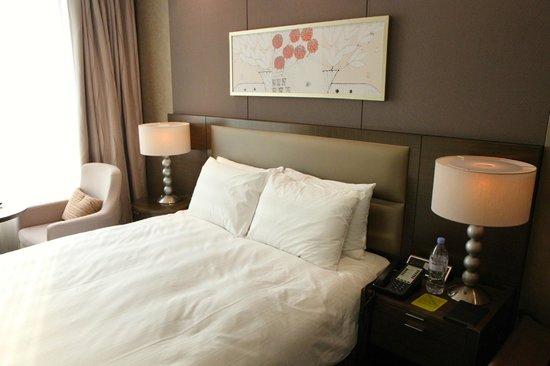 Lotte City Hotel Mapo: Cosy Room