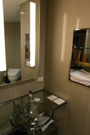 Lotte City Hotel Mapo: Clean bathroom