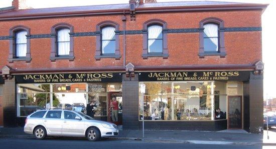 Jackman & McRoss