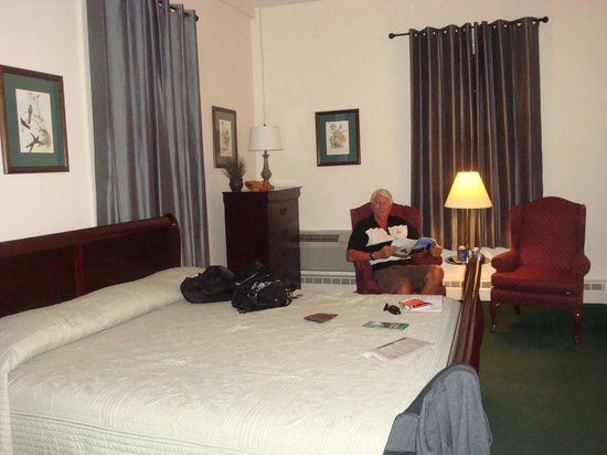 Quimby House Inn: Lovely rooms, large & spacious