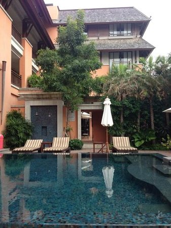 Mercure Samui Chaweng Tana Hotel: Jolie piscine