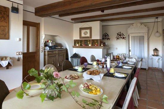 Hotel Barosse: Comedor