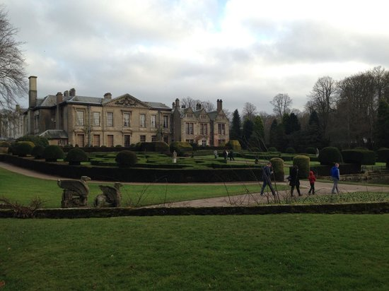 Coombe Abbey Country Park: Coombe Abbey Hotel