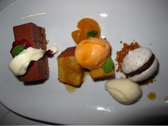 Pinetrees Lodge: Dessert - what more can I say?