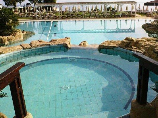 Capo Bay Hotel: Jacuzzi