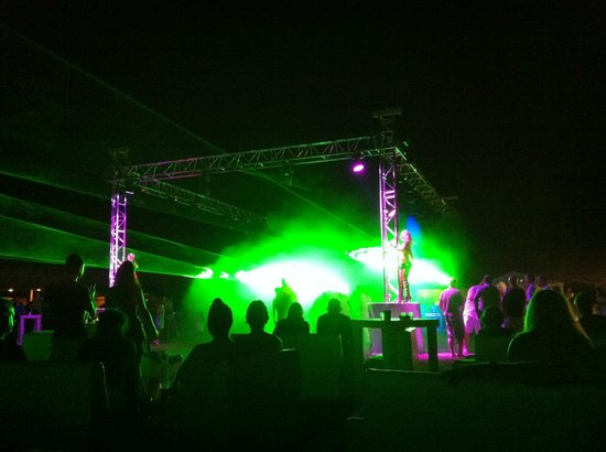 Cornelia Diamond Golf Resort & Spa: open air dj party