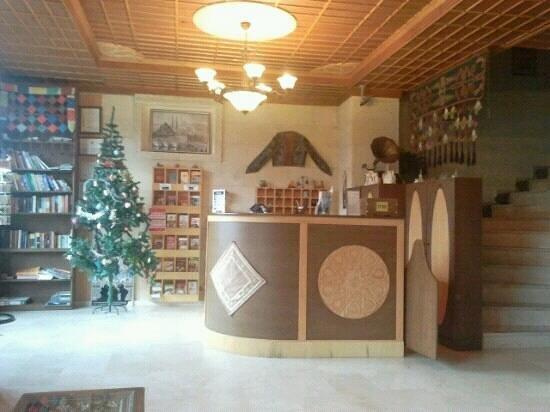 Saruhan Hotel:                   Отличный отель