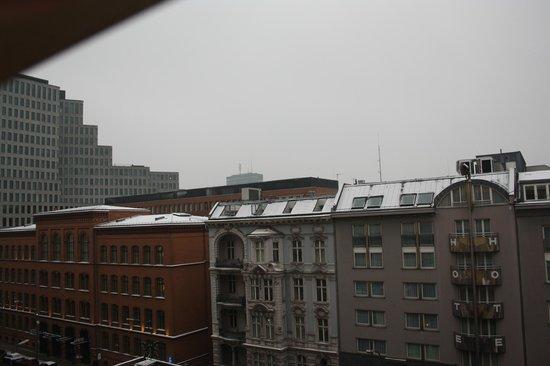 AMC Apartments: Vue du 5ème étage