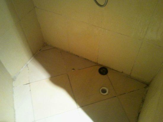 Ryad Mogador Gueliz: doccia mal tenuta