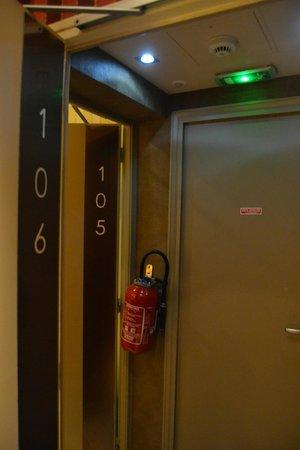 Hotel Apollon Montparnasse: Habitación Familiar 1