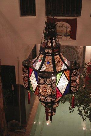 Riad La Porte Rouge: riad