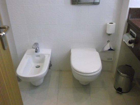 Radisson Blu Hotel, Muscat: bidet / toilet