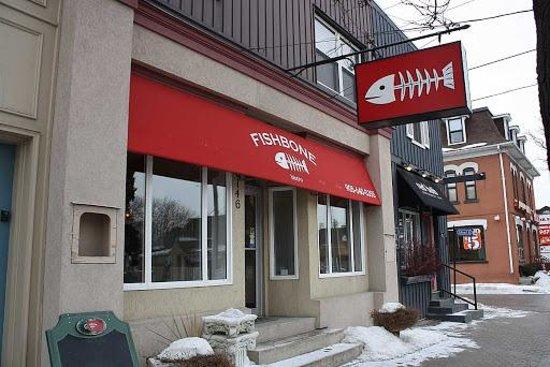 Fishbone Restaurant Menu Aurora