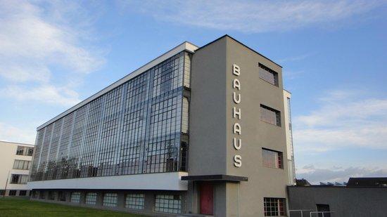Bahaus School Founded By Walter Gropius Bild Von Stiftung Bauhaus