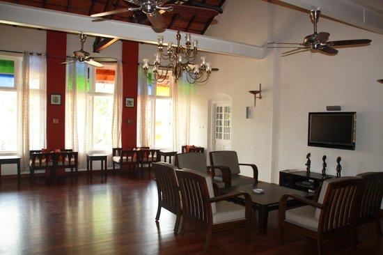 Tea Bungalow: Common areas @ Tean Bungalow (Cochin - India)