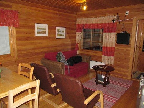 Lomakyla Inari: room