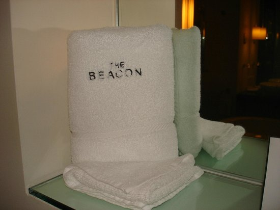 The Beacon: Bathroom