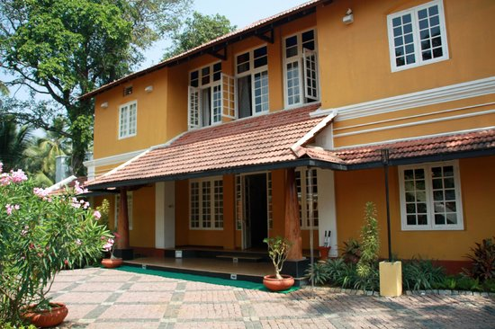 Tea Bungalow: Main Bungalow @ Tean Bungalow (Cochin - India)