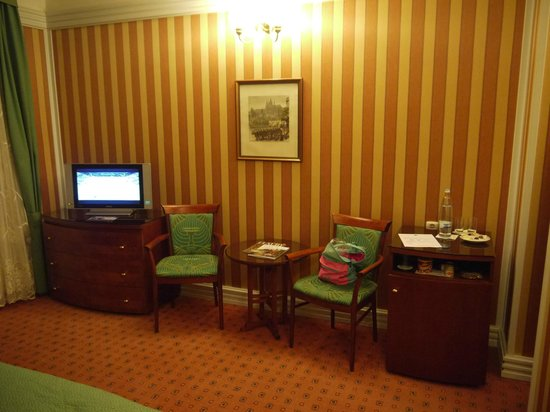 Hotel Paris Prague: room 517