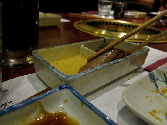 Rengaya: Dipping Sauces