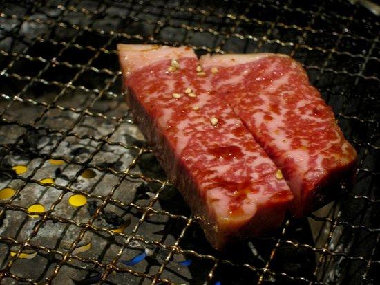 Rengaya: Premium Wagyu on the grill