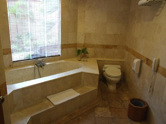 Parigata Villas Resort: Bathroom