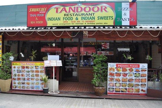 Tandoor Phuket Indian