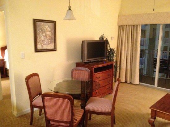The Point Orlando Resort : salon