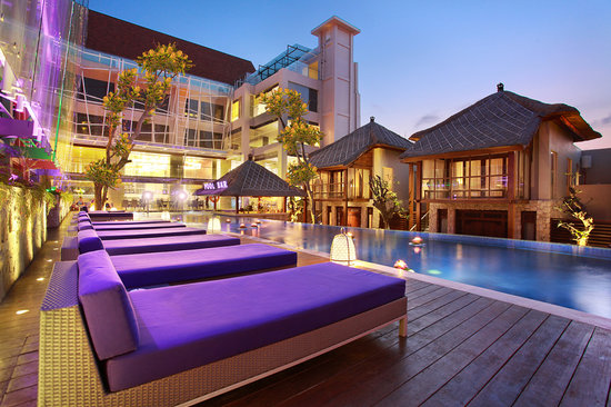 Grand Mega Resort & Spa Bali: Swimming Pool