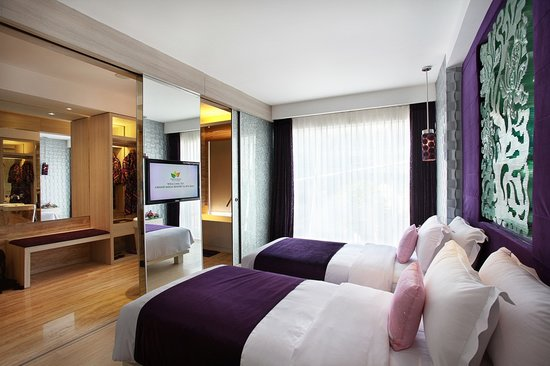 Grand Mega Resort & Spa: Deluxe Room