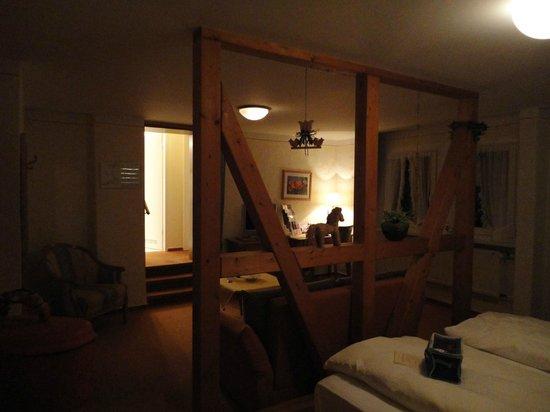 Landidyll Hotel Michels: the room