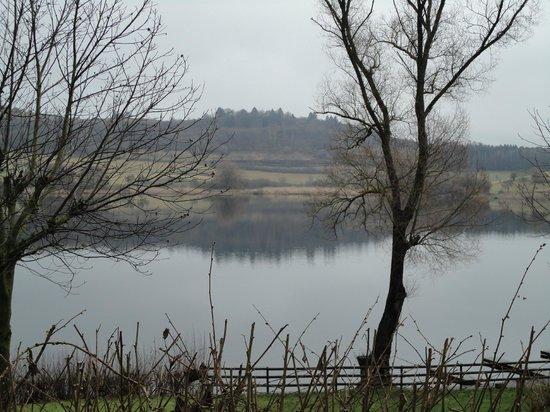 Landidyll Hotel Michels: The lake