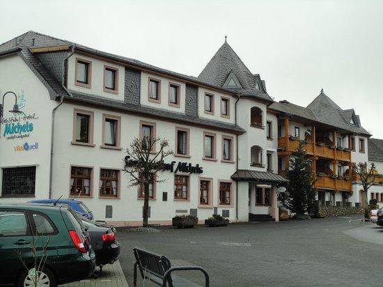 Landidyll Hotel Michels: the hotel