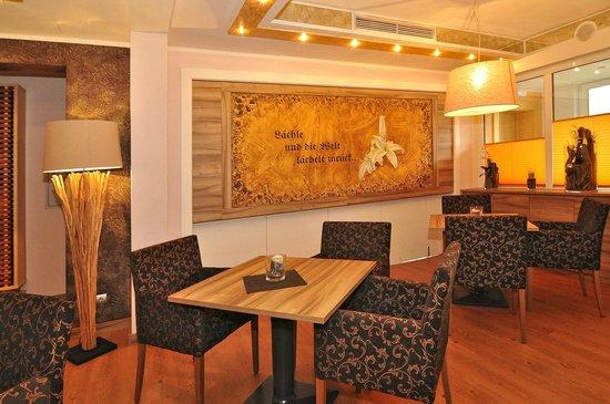 Hotel Flattacher Hof: Lounge