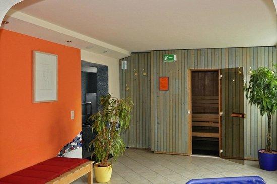 Hotel Flattacher Hof: Sauna